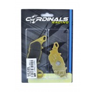 Cardinals Racing Replacement Front Brake Pads - Yamaha Mio