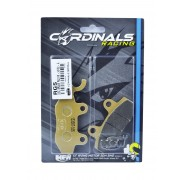 Cardinals Racing Replacement Front Brake Pads - Suzuki Raider 150r/FX125
