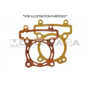 Copper Cylinder Head Gasket - Honda Wave 110