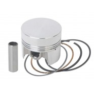 UMA Racing 57.3mm Blank Forged Piston kit - Honda RS150R/Winner/Supra/Sonic