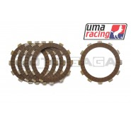 UMA Racing Friction Clutch Plates - Suzuki FX 125