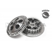 Shark Racing 5 Spring Sports Clutch - Yamaha T150