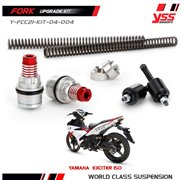 YSS Front Suspension Upgrade Kit - Yamaha T135/T150