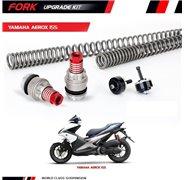 YSS Front Suspension Upgrade Kit - Yamaha NVX155/Aerox 155