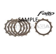 Faito Racing Clutch Plates - Honda RS150R/Winner/Supra/Sonic/ CBR150/CB150R (2016-)