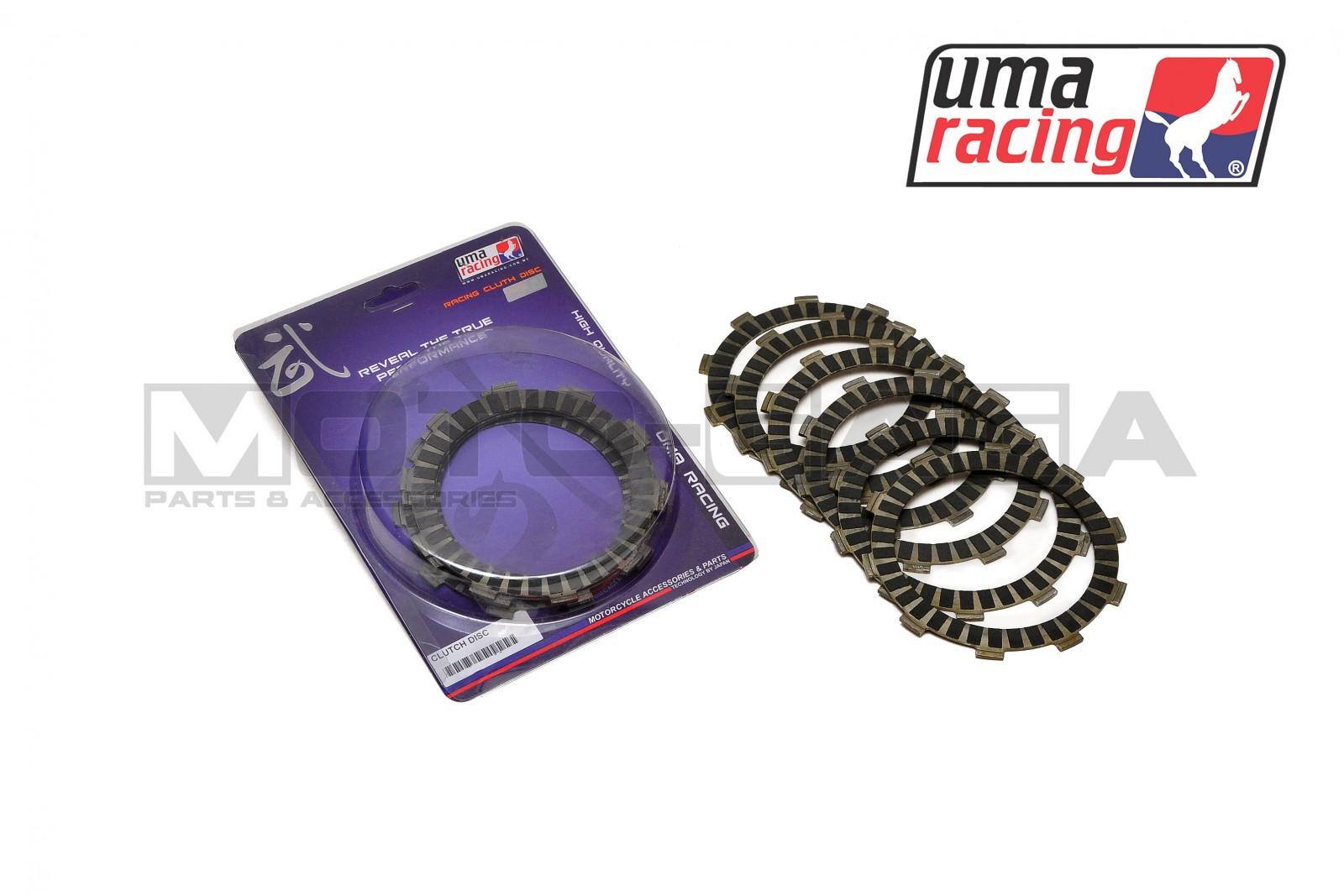 UMA Racing Friction Clutch Plates - Yamaha KRR150