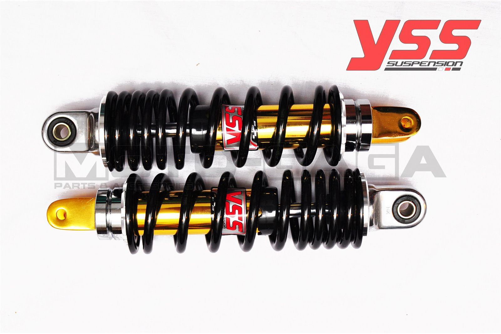 YSS Pro-Z Dual Scooter Shock Absorbers (315mm) - Universal/Honda/Yamaha