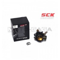 SCK Racing Throttle Body (38/40mm) - Honda RS150R/Winner/Supra/GTR150/Sonic