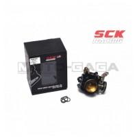 SCK Racing Throttle Body (38/40mm) - Honda RS150R/Winner/Supra/GTR150/Sonic