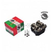Racing Big Valve Cylinder Head Kit (24In/22Ex) - Suzuki Raider 150r/FX125/FXR150