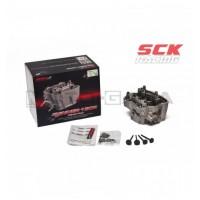 KOSO/SCK Racing Superhead Cylinder Head (25in/22ex) - Honda RS150R/Winner/Supra/GTR150/Sonic