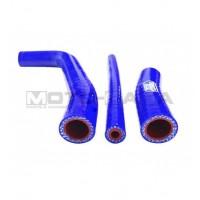 Samco Sport Silicone Coolant Hoses - Yamaha T150 V1 V2