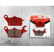 Racing Boy Street Brake Pads - Honda Wave 110 (Universal)