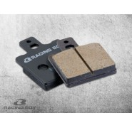 Racing Boy Brake Pads - 2 Piston Caliper
