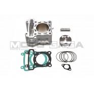 UMA Racing 62mm (177cc) Big Bore Cylinder Kit - Yamaha T135